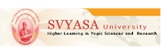 Svyasa Yoga University, India